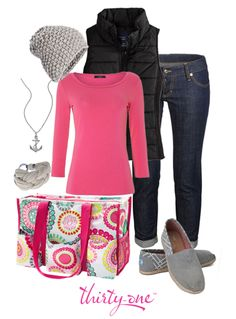 Citrus Medallion adds a pop of print to any casual look. WANT IT? BUY IT NOW at: www.mythirtyone.com/courtney