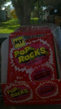Father's Day Gift Pop Rocks