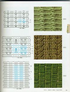 #ClippedOnIssuu from Crochet tecnicas puntos graficos