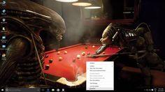 Windows 10 Desktop Customization - Span Wallpaper Across Multiple