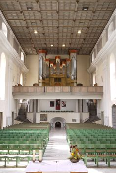 Orgelbau Rensch   Würzburg St. Stephan