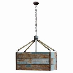 Farmhouse Chandelier with Tin. Customize items with any of our wide range of finishes, colors, and hand painted artwork. Any item can be painted in over million ways enabling items to be truly unique. The possibility are nearly endless and include stained, distressed, textured, antiqued, weathered and metallic finishes. In addition, artwork is available on most items. Items can be customized with any of our hand painted designs.