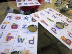 lowercase letter bingo (4)