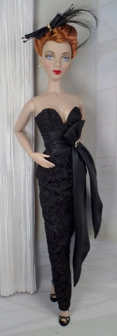 A Fine Lady for Gene Marshall and Friends 15 by MatisseFashions, $85.00