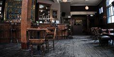 Old Blue Last - Bar