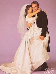 Photo of Brenda & Jax's wedding for fans of General Hospital Couples 6867446 Hospital Tv Shows, General Hospital, Soap Opera Stars, Soap Stars, Vanessa Marcil, Wedding Movies, Our Wedding Day, Best Tv, Movie Tv