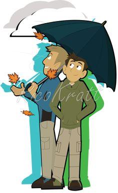 Kratt Brothers - Autumn by RicoRob.deviantart.com on @deviantART