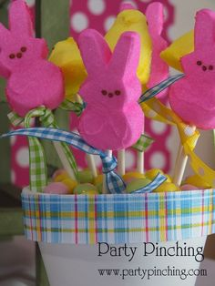 Easter Bunny Bash | CatchMyParty.com