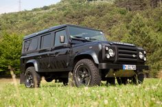Actually my husband would love!- a defender, his dream