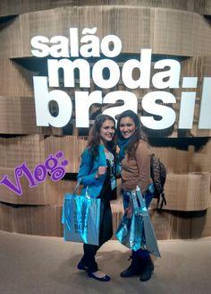 Vlog: Salão Moda Brasil 2016!