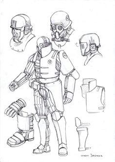 armor 1 by TugoDoomER
