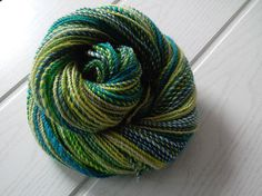 Handspun yarn/New Zealand Lamb virgin
