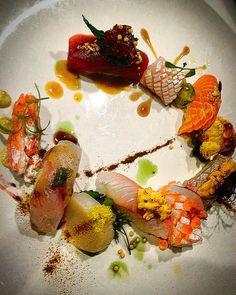 Sushi and Sashimi by baebaemin