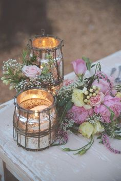 Rustic Style Wedding Decorations