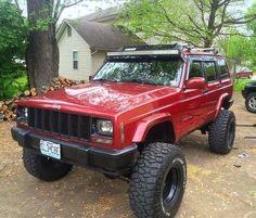 Ratchet Jerome!...... #jeep #xj