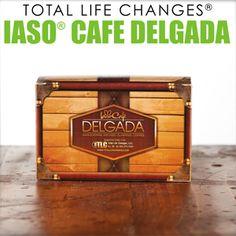 Iaso® Cafe Delgada