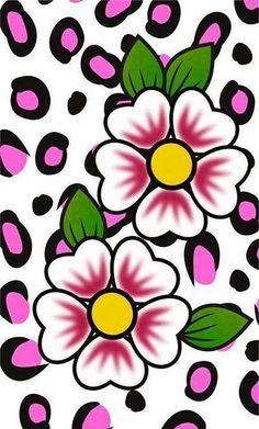 Resultado de imagem para pelicula de flores de unha para imprimir