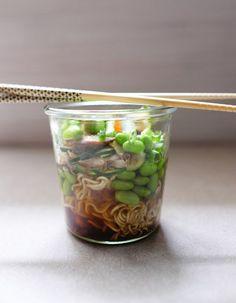 ramen - champignons - miso