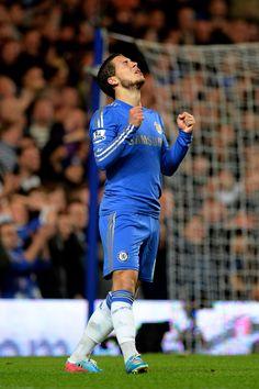 Hazard <3 Chelsea 2-2 Tottenham Hotspur. May 8, 2013.