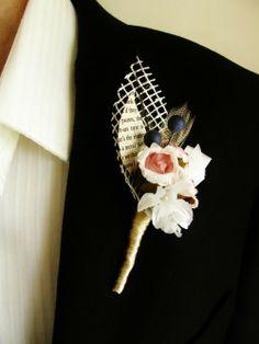 #wedding #boutonnieres #bridegroom