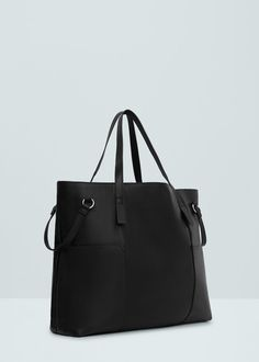 Shopper bag - Bags for Women | MANGO USA