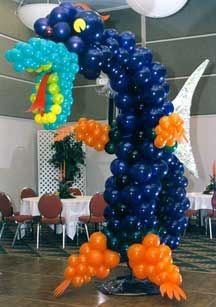 Dragon Balloon   Balloonatics