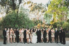 Southern California new years eve wedding | Photo by Studio Castillero | Read more  - http://www.100layercake.com/blog/?p=66126