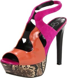 #Jessica #Simpson Women's JS-Colie Platform #Pump       Great Shoes!  Very comfortable!       http://amzn.to/Hcb7jo