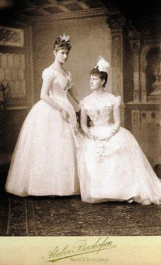 Elizabeth Feodorovna Alexandra Feodorovna