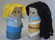 John Smith & Pocahontas #pocahontas #Disney