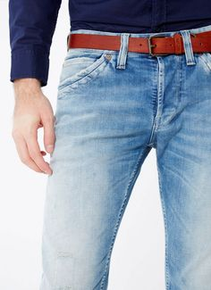 Comprar Pepe Jeans London | Jean regular MILLER | Pepe Jeans London - Bolsillos