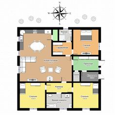 House Layout Plans, Dream House Plans, House Layouts, Backyard Pavilion, Hotel Room Design, Tech House, Facade House, Small Spaces, New Homes