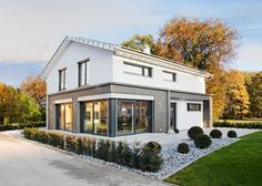 Traumhaus in deutschland modern  Wohntrends: Haus in Deutschland von Liebel Architekten BDA ...