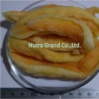 Tropical dried cantaloupe slice (low sugar)