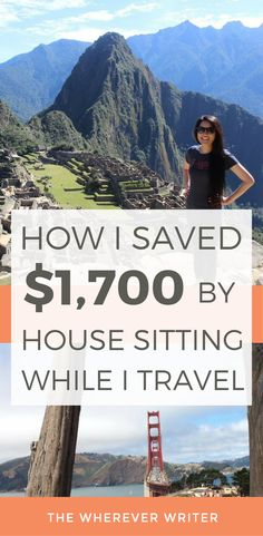 House sitting tips | How to travel for free | TrustedHousesitters.com review