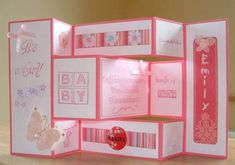 New Baby by Breedeen - Cards and Paper Crafts at Splitcoaststampers