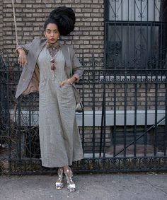 5 Outfits To Inspire A Better-Dressed Week Queen Fashion, Star Fashion, Couture Fashion, World Of Fashion, Fashion Show, Girl Fashion, Fashion Ideas, Quann Sisters, Cipriana Quann