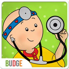 Caillou Check Up - Doctor Hack Cheat Codes no Mod Apk