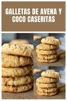 Healthy Cookies, Gluten Free Cookies, Healthy Sweets, Biscuits, Dessert Recipes, Desserts, Sin Gluten, Bakery, Vegan Recipes