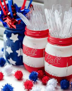 Celebrating in Spirit: 4th of July Decorations   CASA & Company