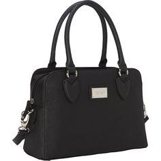 99d0c0cca854 Buy the Tignanello Clean & Classic Satchel Convertible Handbag at eBags -  With a timeless look that never goes out of style, this satchel offers  fashion and ...