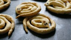 """Slightly creepy, fun, crispy, crunchy breadsticks, with a hint of spice!!! Hey, I baked up some snakes. Sorry, I had too… Husband went """"I know that Halloweenis in the air, when there are critters baking"""" He's so true!!! I get carried away every Halloween season ( season, is it??? Well in our home, it is!) …"""