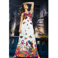 Hot Fashion Bohemian Style Long Maxi Dress