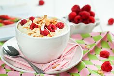 My Top 10 – Breakfast Favorites-Choco-Raspberry Instant Breakfast Bake..Looks really, really yummy.