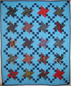 ... Custom Quilting ...your memory quilt maker on an existing project