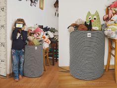 Big fabric buckets Parrish Platz