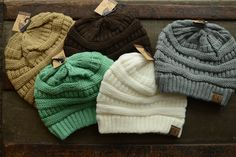 Cute and Comfy hats - $32 To order: call the boutique at 317-889-1150 or email jen@jendaisy.com