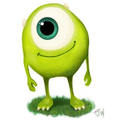 Awesome tidbits about Monsters Inc... so many cool things about the movie!