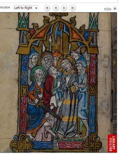 1320 Maastrichter Stundenbuch f52v