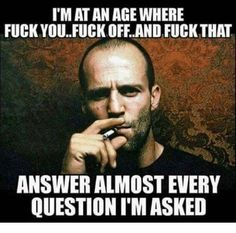 Love Jason Statham!  And this is hilarious! Too funny not to pin!